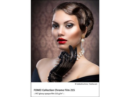 Fomei Collection Chrome Film 215 A3+/50
