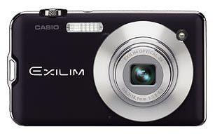 Casio EXILIM S10 černý