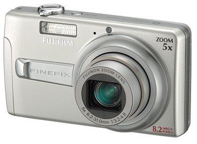 Fuji FinePix J50 stříbrný