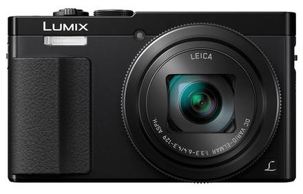 Panasonic Lumix DMC-TZ70 černý + 16GB Ultra + pouzdro Chicago 7 + čistící utěrka!