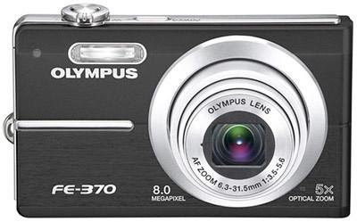 Olympus FE-370 černý