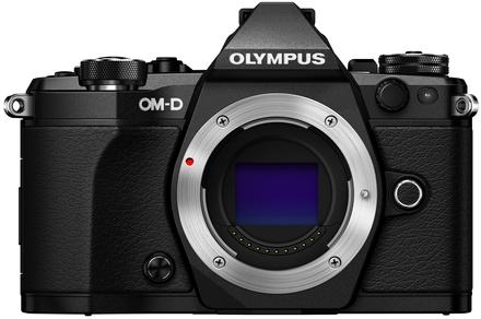 Olympus OM-D E-M5 II + 12-50 mm černý