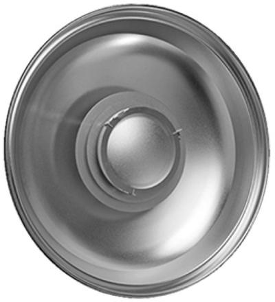 """Hensel 22"""" ACS reflector silver VII"""