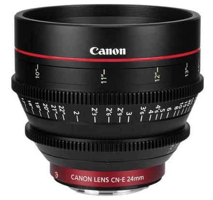 Canon EF CINEMA CN-E 24mm T/1,5 L F