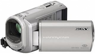 Sony DCR-SX31E