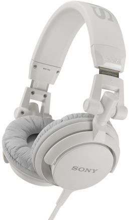 Sony sluchátka MDR-V55 bílá