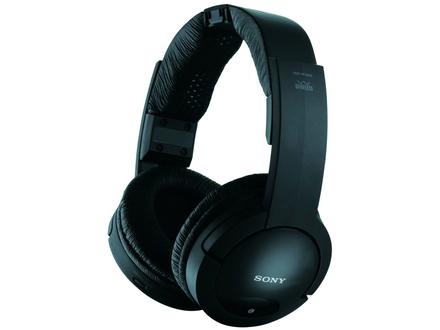 Sony sluchátka MDR-RF865RK černá