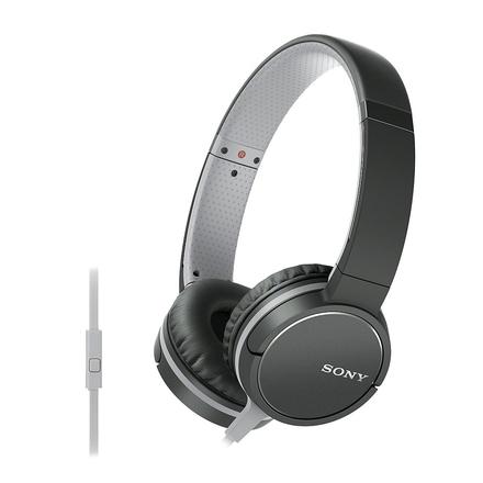 Sony sluchátka MDR-ZX660AP černá