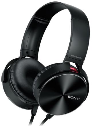 Sony sluchátka MDR-XB450BV
