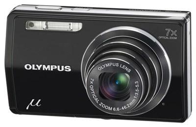Olympus Mju 7000 černý