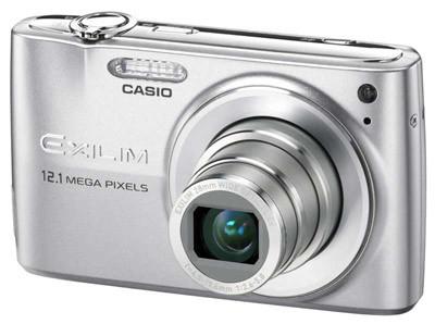 Casio EXILIM Z400 stříbrný