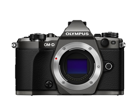 Olympus OM-D E-M5 Mark II  tělo Titanium Limited Edition