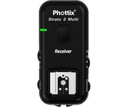 Phottix Strato II Multi 5 v 1 přijímač pro Nikon