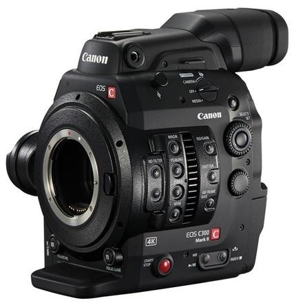 Canon EOS C300 Mark II EF
