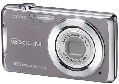 Casio EXILIM Z270 šedý