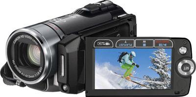Canon LEGRIA HF200 šedá