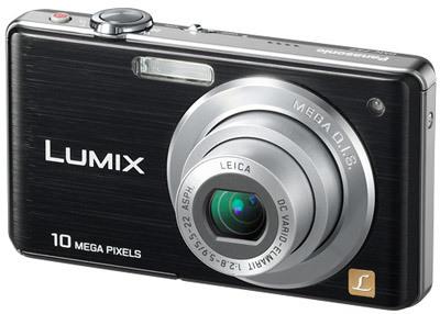 Panasonic Lumix DMC-FS7 černý