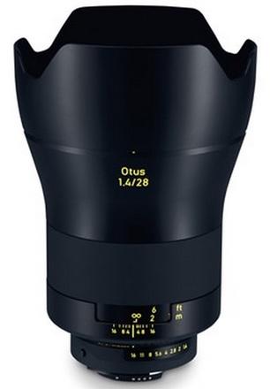 Zeiss Otus 28mm f/1,4 ZF.2 pro Nikon