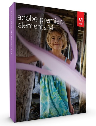 Adobe Premiere Elements 14 WIN CZ FULL