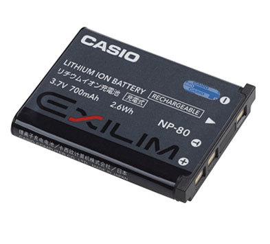 Casio akumulátor NP 80