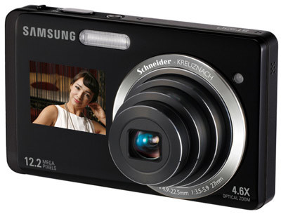 Samsung ST550 černý