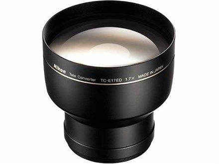 Nikon telepředsádka TC-E17ED