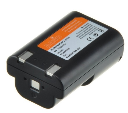 Jupio akumulátor NB-5H pro Canon