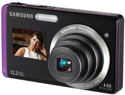 Samsung ST550 fialový