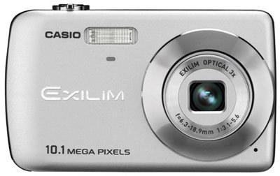 Casio EXILIM Z33 stříbrný