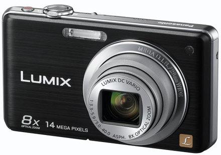 Panasonic Lumix DMC-FS30 černý