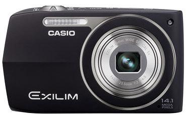 Casio EXILIM Z2000 černý