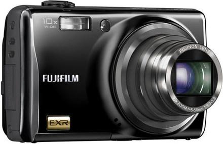 Fuji FinePix F80EXR černý