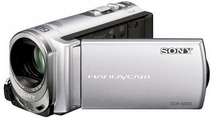 Sony DCR-SX53E