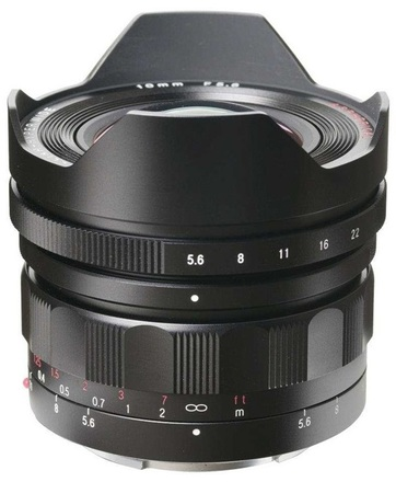 Voigtlander Hyper Wide Heliar 10mm f/5,6 ASPH pro Sony E