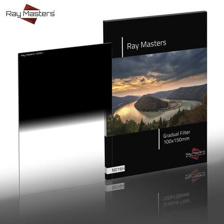Ray Masters 100x150mm ND 16 filtr tvrdý