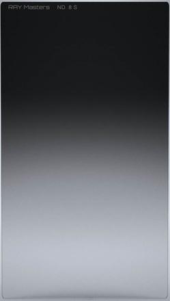 Ray Masters 84x150mm ND 8 filtr 0,9 jemný