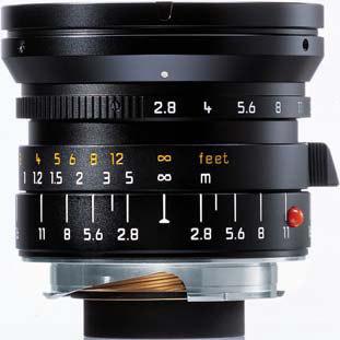 Leica 21 mm F 2,8 ASPH ELMARIT-M