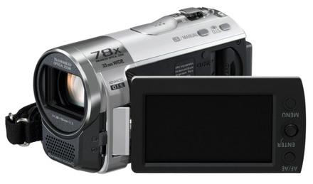 Panasonic SDR-S50 bílá