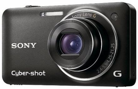 Sony CyberShot DSC-WX5 černý