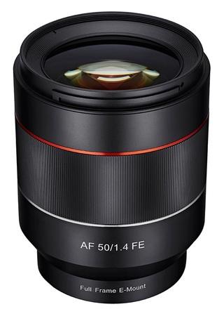 Samyang AF 50mm f/1,4 FE pro Sony E