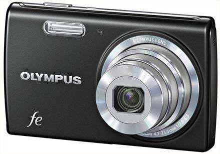 Olympus FE-5040 černý
