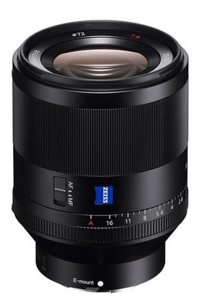 Sony FE 50mm f/1,4 ZA Planar