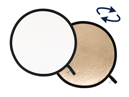 Lastolite Collapsible odrazná deska 95cm oheň/stříbrná