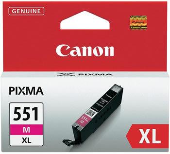 Canon Cartridge CLI-551M XL