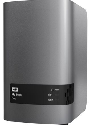 "Western Digital My Book Pro 6TB, 3.5"" USB 3.0, Thunderbolt2, RAID"