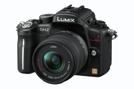 Panasonic Lumix DMC-GH2 + 14-42 mm + filtr LMC52 + mikrofon MS1!
