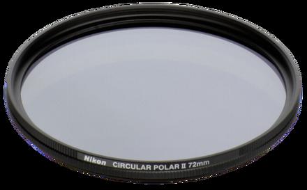 Nikon polarizační filtr C-PL II 72mm