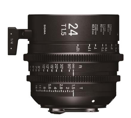Sigma CINE 24mm T/1,5 pro Sony E