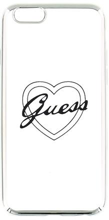 Guess Signature TPU pouzdro pro iPhone 5/5S/SE