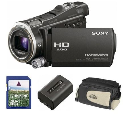 Sony HDR-CX700 + 8GB karta + akumulátor + brašna zdarma!